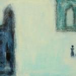 »Abreise«, 2012, 30 x 40 cm