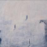 »Ins Licht«, 2011, 80 x 100 cm