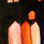 »Ein neues Zuhause« 2011, 100 x 120 cm
