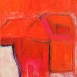 »Landaufenthalt« 2013, 80 x 100 cm