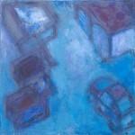 »Sackgasse«, 2014, 80 x 80 cm