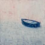 »Eismeer« 2015, 100 x 100 cm