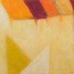 »Usedom« 2015, 100 x 100 cm