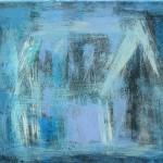 »Die Kapelle« 2015, 40 x 60 cm
