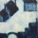 »ohne Titel«, 2015, 80 x 100 cm