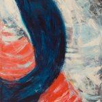 »Unheil 2016«, 2016, 100 x 150 cm